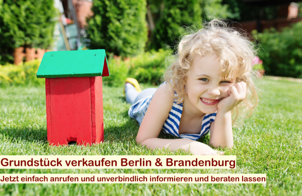 Grundstück verkaufen Berlin - Grundstücksverkauf