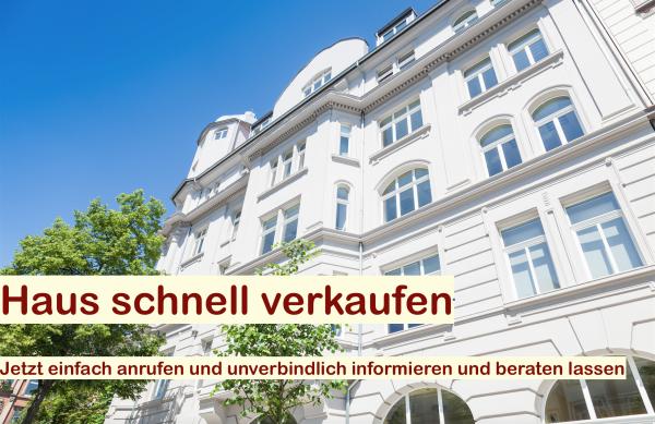 Haus schnell verkaufen Berlin