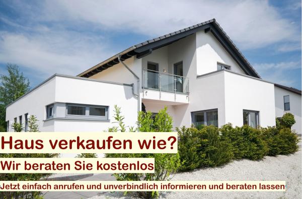 Haus verkaufen wie