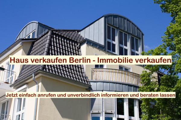 Immobilien verkaufen Berlin - Haus verkaufen