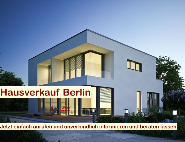 Wie verkaufe ich mein Haus Berlin - Hausverkauf