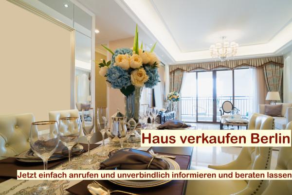 Wie verkaufe ich mein Haus Berlin - Immobilie verkaufen