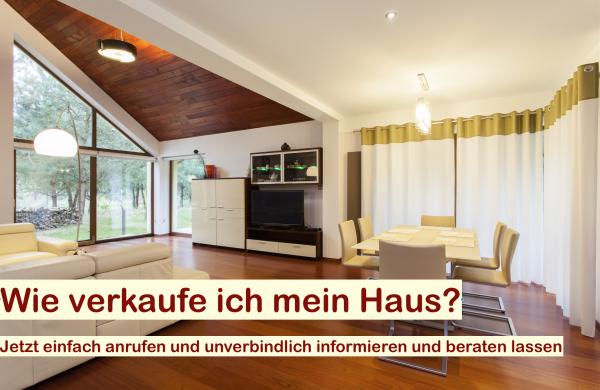 Wie verkaufe ich mein Haus Berlin