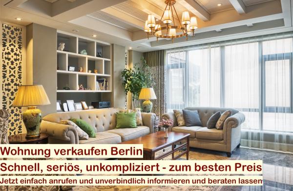 Wohnung verkaufen Berlin - Appartement