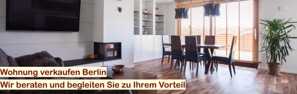 Wohnung verkaufen Berlin - Immobilienmakler