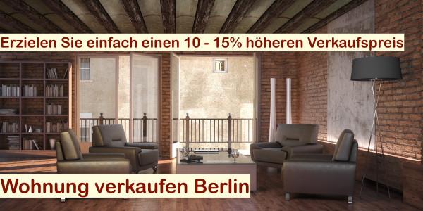 Wohnung verkaufen Berlin - Immobilienverkauf